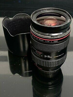 CANON EF 24-70mm f/2.8L USM Telephoto Lens