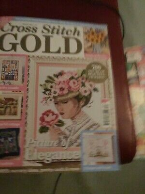 Cross Stitch GOLD magazine Issue 130