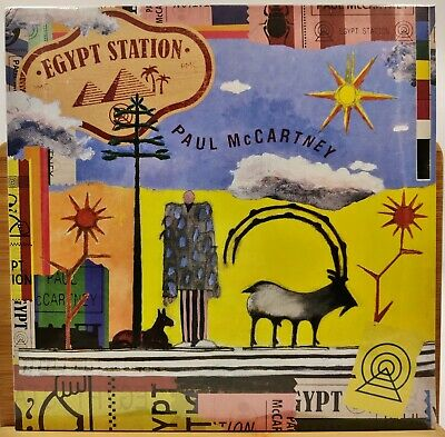 Paul McCartney-Egypt Station-Spotify Exclusive Limited Ed. Double Green Vinyl