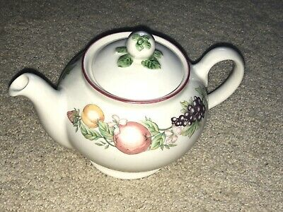 Vintage Boots Tea pot 'orchard' Design