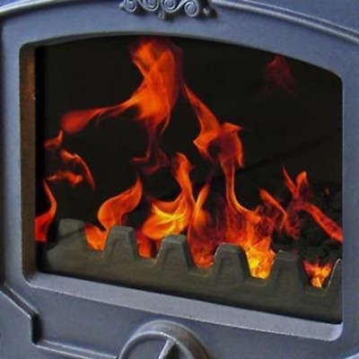 OLYMBERYL Stove Replacement Glass Stove glass Heat Resistant Glass