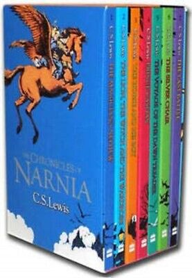 The Complete Chronicles of Narnia ( Boxed Set 7 Books ) by Lewis, C. S.