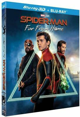 Blu Ray 3D + Blu Ray ** Spider-Man Far From Home ** Neuf