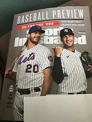 Sports Illustrated - Spring 2020  Baseball 2020 Preview