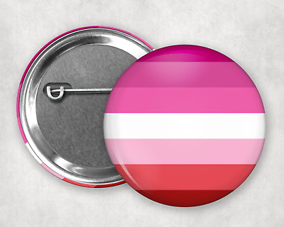 Too Cute To Be Straight BUTTON PIN BADGE 25mm 1 INCHGay Lesbian LGBT