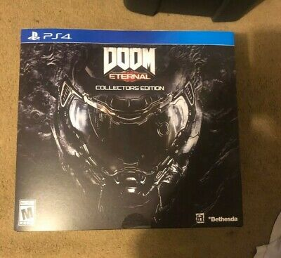 Doom Eternal Collectors Edition PS4 Playstation 4 *IN HAND*