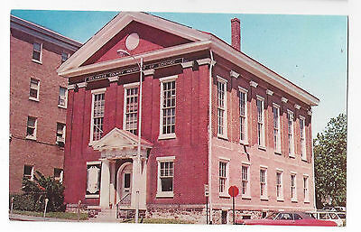 Media PA Delaware County Institute of Science South Ave 1975 Vintage Postcard