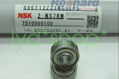 for the new NSK 696ZZ (6 * 15 * 5mm) 100pcs / lot Deep Groove Ball Bearing