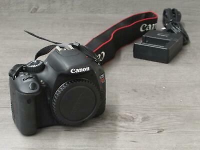 "Canon EOS Rebel T2i DSLR Digital Camera 18MP 3"" DS126271 BODY ONLY"