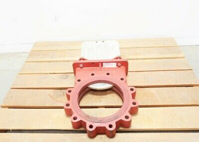 Townley 80TP 150 Psi Iron Flanged 10in Knife Gate Valve