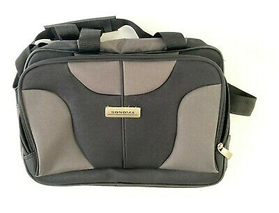 New Without Tags Sonoma Carry on Luggage Piece Travel Bag NWOT