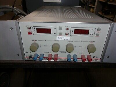 Toellner Medical Hospital Dual Power Supply Toe 8852