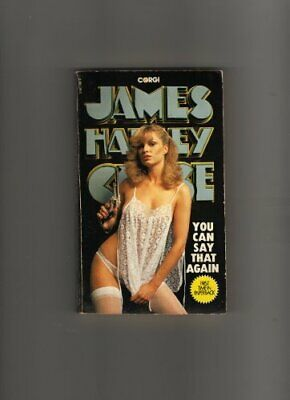 You Can Say That Again by Chase, James Hadley Paperback Book The Cheap Fast Free