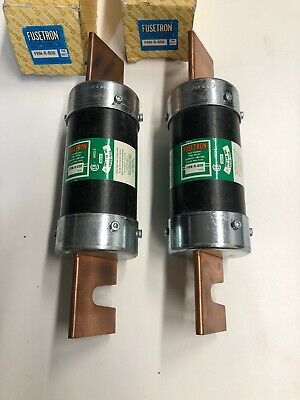 TWO Bussmann Fuestron FRN-R-600 RK5 Dual Element Time Delay 600A 250V Fuse