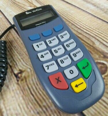 Verifone PinPad 1000SE Credit Card Payment Terminal w/ Cable Cord - FAST SHIP