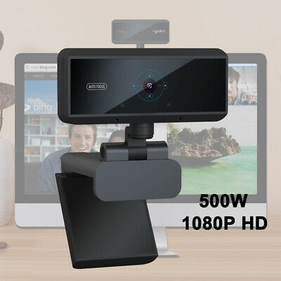 5 Million HD Webcam 1080P 30fps HDWeb Camera with Microphone for PC Laptop Live