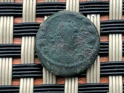 """Valentinian Ii 388-392Ad Ae4 """"Victory With Thropy, Chi-Rho"""" Ancient Roman Coin"""