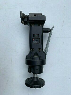 Manfrotto 222 Grip Action Tripod Ball Head