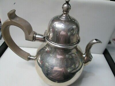 John Coney Metropolian Museum Sterling Silver Tea Coffee Pot