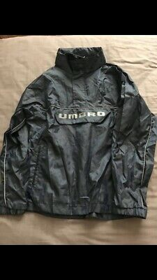 Umbro Lightweight Jacket Age 9-10 New With Tags