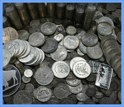 ✯Massive Estate Sale✯Bullion✯Uncirculated Us Coins✯Rare Silver Hoard✯Mixed Lots✯