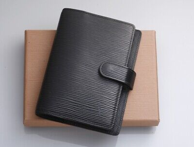 H6310M Authentic Louis Vuitton Epi Agenda Notebook Cover PM