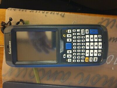 Intermec CN70e CN70EQ2KCU3W2100 Mobile Handheld and Barcode Scanner QWERTY PDA