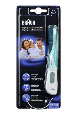 101037534 Braun Highspeed Termometro