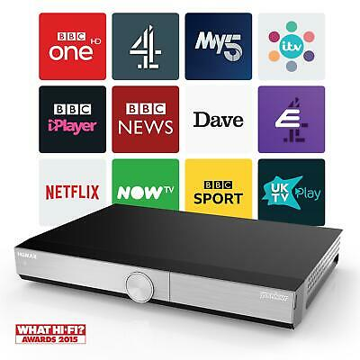 Humax  DTR-T2000 500GB Freeview Youview +HD Set Top Box TV Recorder