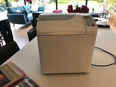 Panasonic SD-253 Bread Maker Automatic. Includes raisin and nut dispenser.