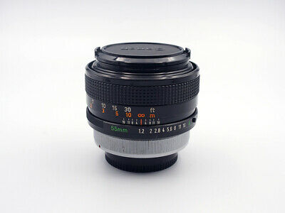 Canon FD 55mm 1.2 SSC Aspherical - fully tested 55 (A7, m4/3, Fuji X) - #132744