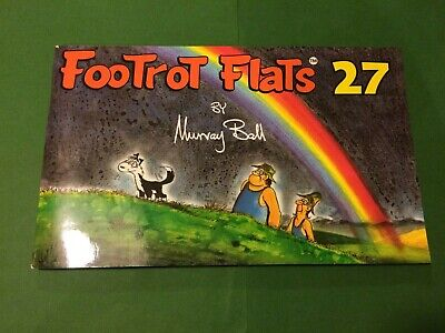 Footrot Flats 27 comic book - Excellent Condition