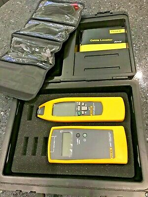 Genuine Fluke 2042 Cable and water pipe Locator