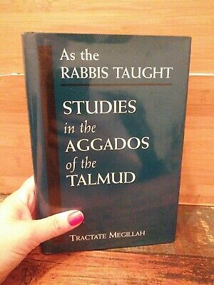 As the Rabbis Taught By Tractate Megillah Translated By Dovid Landesman (HC)