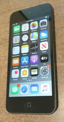 Apple iPod Touch (7th Generation) A2178 Space Gray 32GB good used