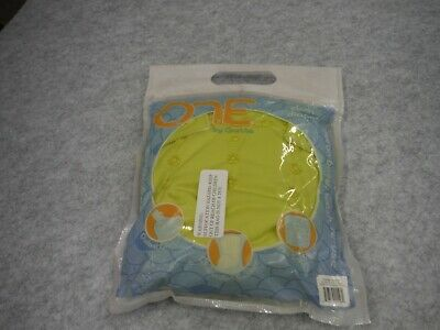 Grovia ONE All In One Reusable Green Cloth Diaper One Size New Free Shipping