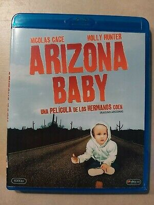 Arizona Baby Blu-ray