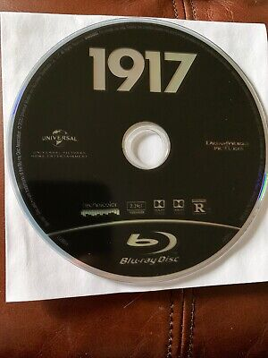 *Disc Only* - 1917 - Blu Ray Movie - A Sam Mendes Film