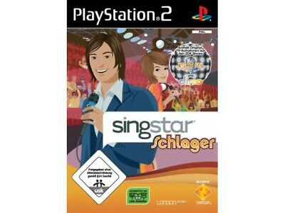 SingStar Schlager [PlayStation2] - SEHR GUT