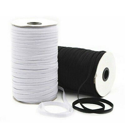 Stretch Flat Elastic Waist Band For Woven Sewing Trouser Dressmaking  110M C5Z