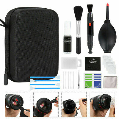 36-in-1 Professional DSLR Camera Lens Cleaning Kit For Sony Nikon Canon US