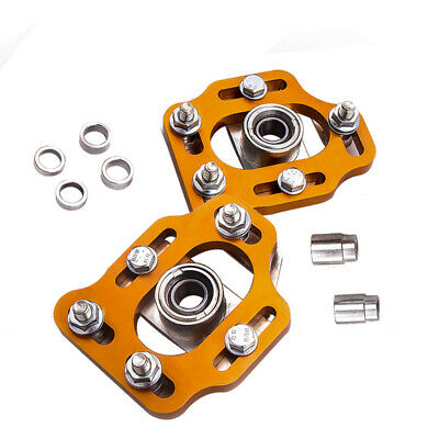 Domlager für Ford Mustang 1979 1980 1981-1989 Front Camber Platte ± 2,50 Gelb