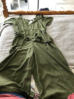 Ladies Jumpsuit Size 24 New With Tags