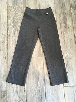 Girls School Grey Uniform Trousers 6-7 Years