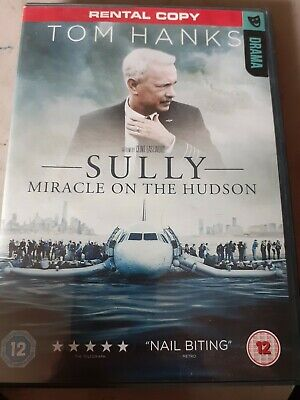 Sully - Miracle On The Hudson [DVD] Tom Hanks