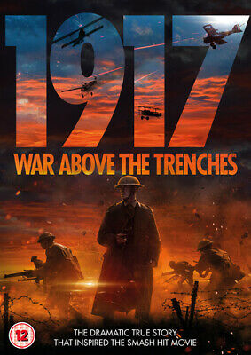 1917 - War Above the Trenches DVD (2020) Stephen Saunders cert 12 ***NEW***