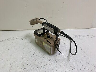 Ludlum Model 2 General Purpose Survey Meter w/ 44-9 Probe