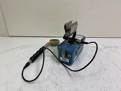 WM B Johnson GSM-10S Geiger Counter Survey Meter w/ Ludlum 44-9 Probe