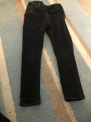 Boys Black Skinny Jeans From River Island Age 5 Years