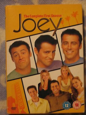 Joey The Complete First Season Box Set On Dvd 504 Mins